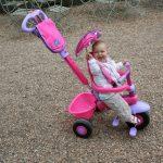 Vybíráme kvalitní tříkolku pro vaše dítě