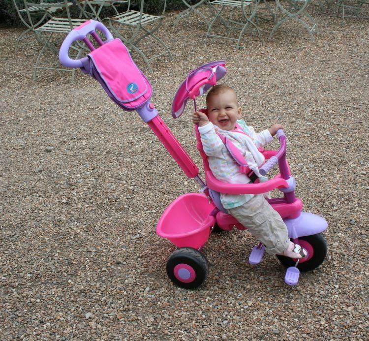 Nejlepší dětské tříkolky: recenze a hodnocení (2018)