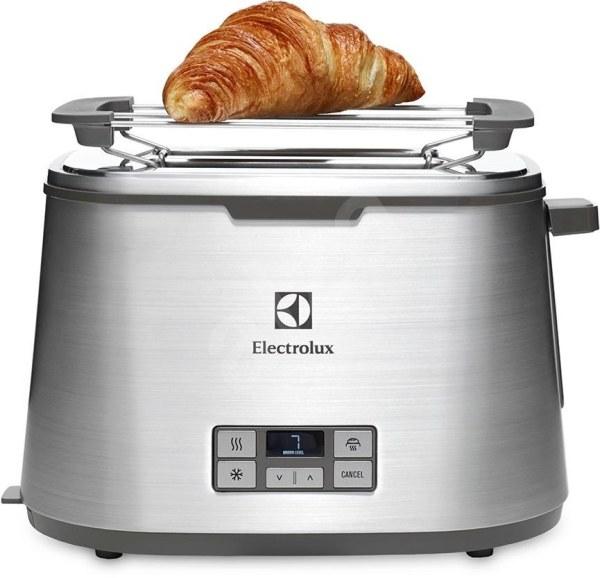 Electrolux EAT 7800 je povedený topinkovač s rozpékačem