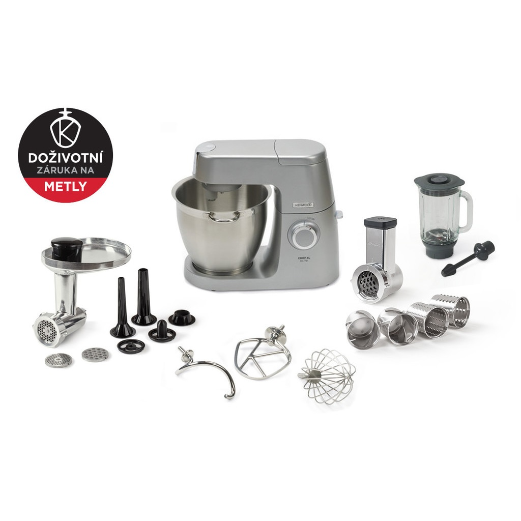 Kuchyňský robot Kenwood KVL 6420 S Chef XL Elite