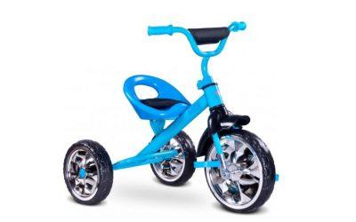 Nejlepší dětské tříkolky: s vodící tyčí, klasické šlapací s řetězem (2021)