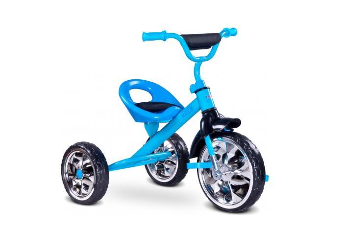 Nejlepší dětské tříkolky: s vodící tyčí, klasické šlapací s řetězem (2020)