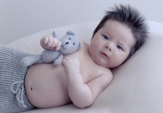 Jak správně pečovat o dětské vlásky?