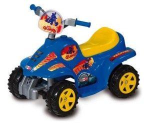 Dětské elektrické vozítko – vybíráme auta, motorky, čtyřkolky, bagry a traktory na baterie