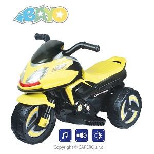 Elektrická motorka pro děti Bayo Kick
