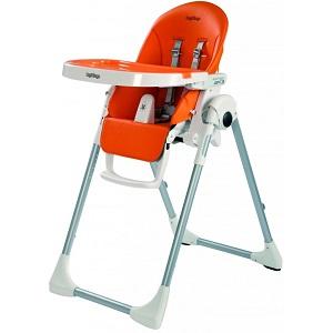 Velice oblíbená židlička Peg-Pérego Prima Pappa Zero3 Arancia
