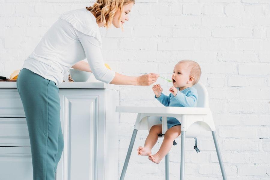 Seznam nejlepších jídelních židlí pro děti