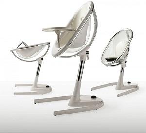 Elegantní rostoucí židlička Mima Moon
