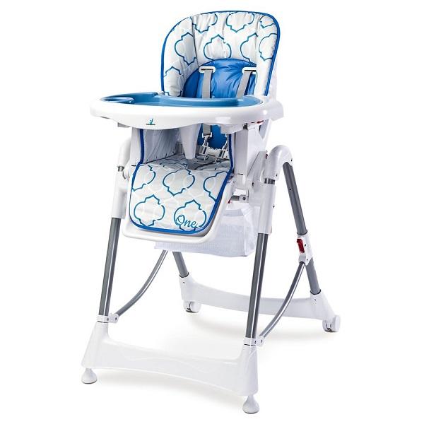 Jídelní židlička CARETERO One – recenze (2019)