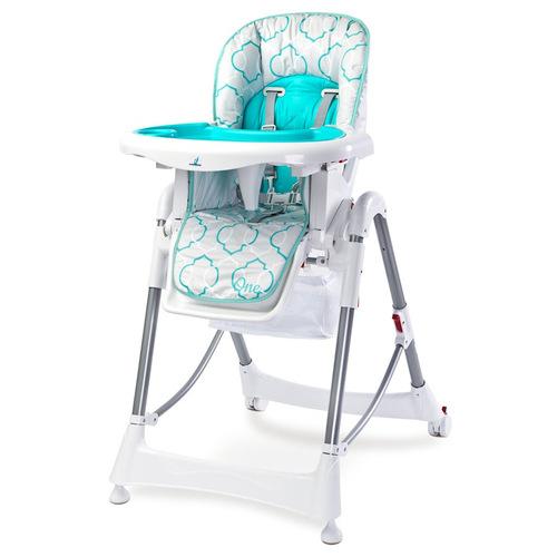 Recenze na jídelní židličku Caretero One