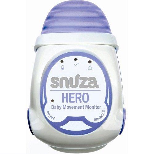 Velice populární volbou je také mobilní monitor pohybu SNUZA HERO