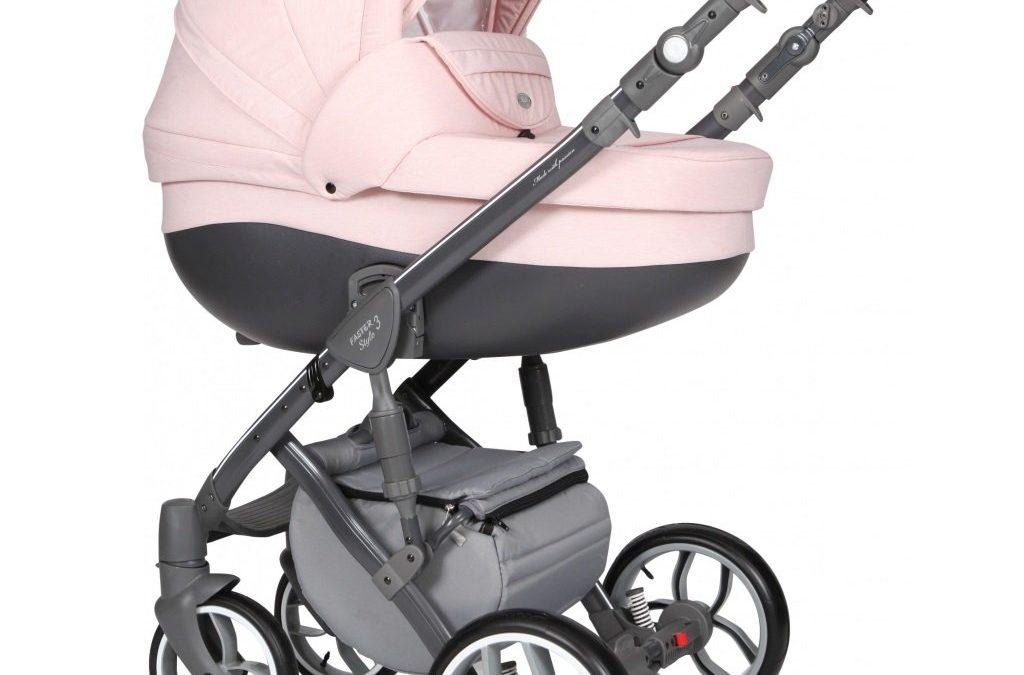 Kočárek Baby Merc Faster Style: přehled recenzí