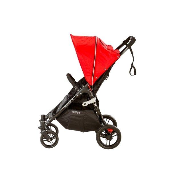 Golfový kočárek Valco Baby Snap 4: uživatelská recenze