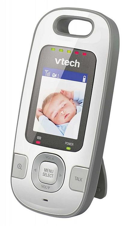 Rodičovská jednotka video chůvičky VTech BM2600