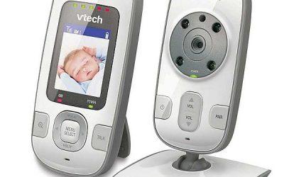 Video chůvička Vtech BM2600: recenze a představení hlavních funkcí