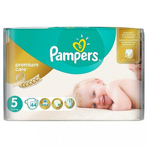 Jednorázové plenky Pampers Premium Care 4 Maxi 8-14 kg - v balení je 52 kusů