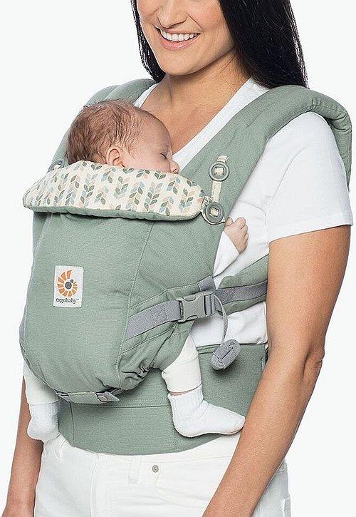 Nosítko Ergobaby Adapt je ergonomické, komfortní a rostoucí spolu s dítětem