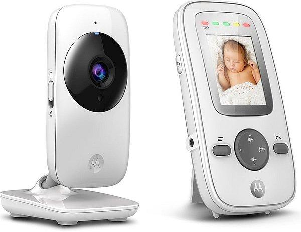 Recenze video chůvičky Motorola MBP 481 (VIDEO)