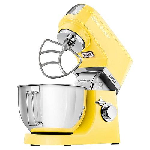 Míchací metla na kuchyňském robotu Sencor STM 6356YL