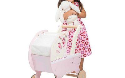 TOP 15 kočárky pro panenky: levné, velké, malé, proutěné retro