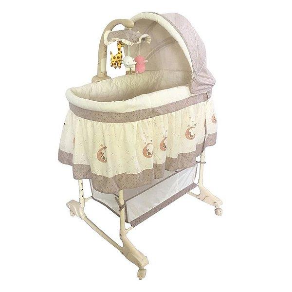 Kolébka pro miminko: multifunkční, dřevěné a další volby.