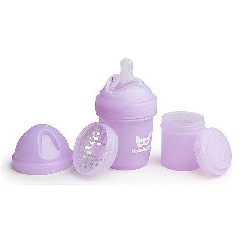Antikoliková kojenecká lahev Herobility HeroBottle 140 ml