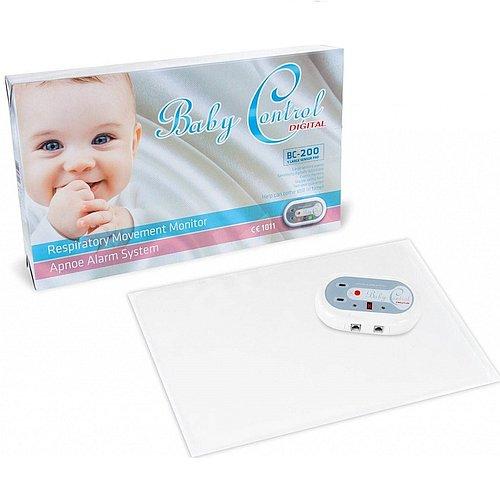 Monitor dechu Baby Control Digital BC 210: recenze (2020)