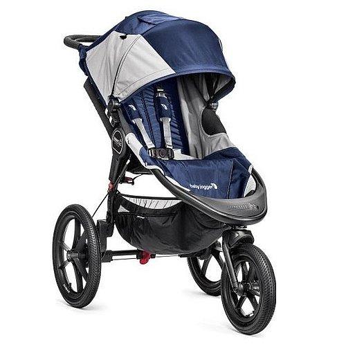 Baby Jogger Summit X3 má velká nafukovací kola