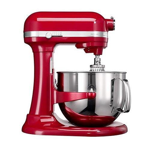 Kuchyňský robot KitchenAid 5KSM150 červeny