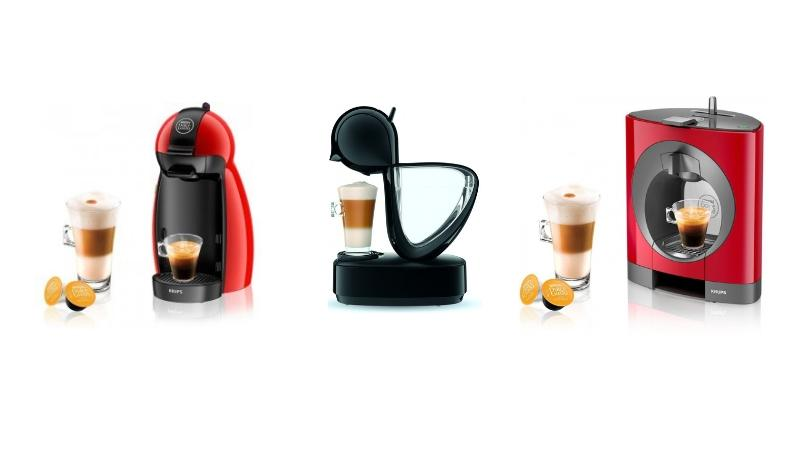Kávovary na kapsle - testy a recenze