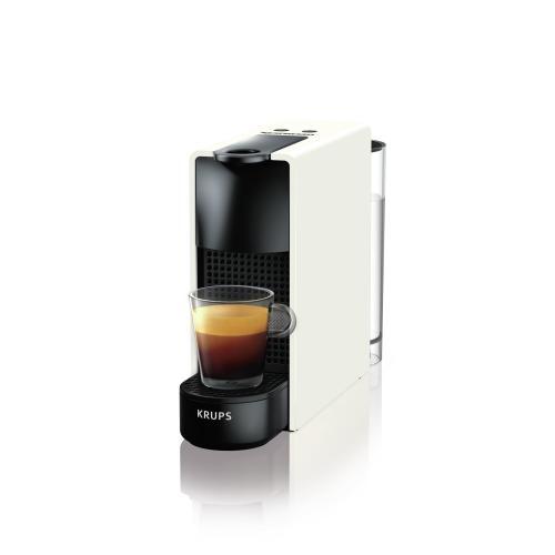 Kapslový kávovar Nespresso Krups Essenza Mini XN1101 má většinou vysoké uživatelské recenze
