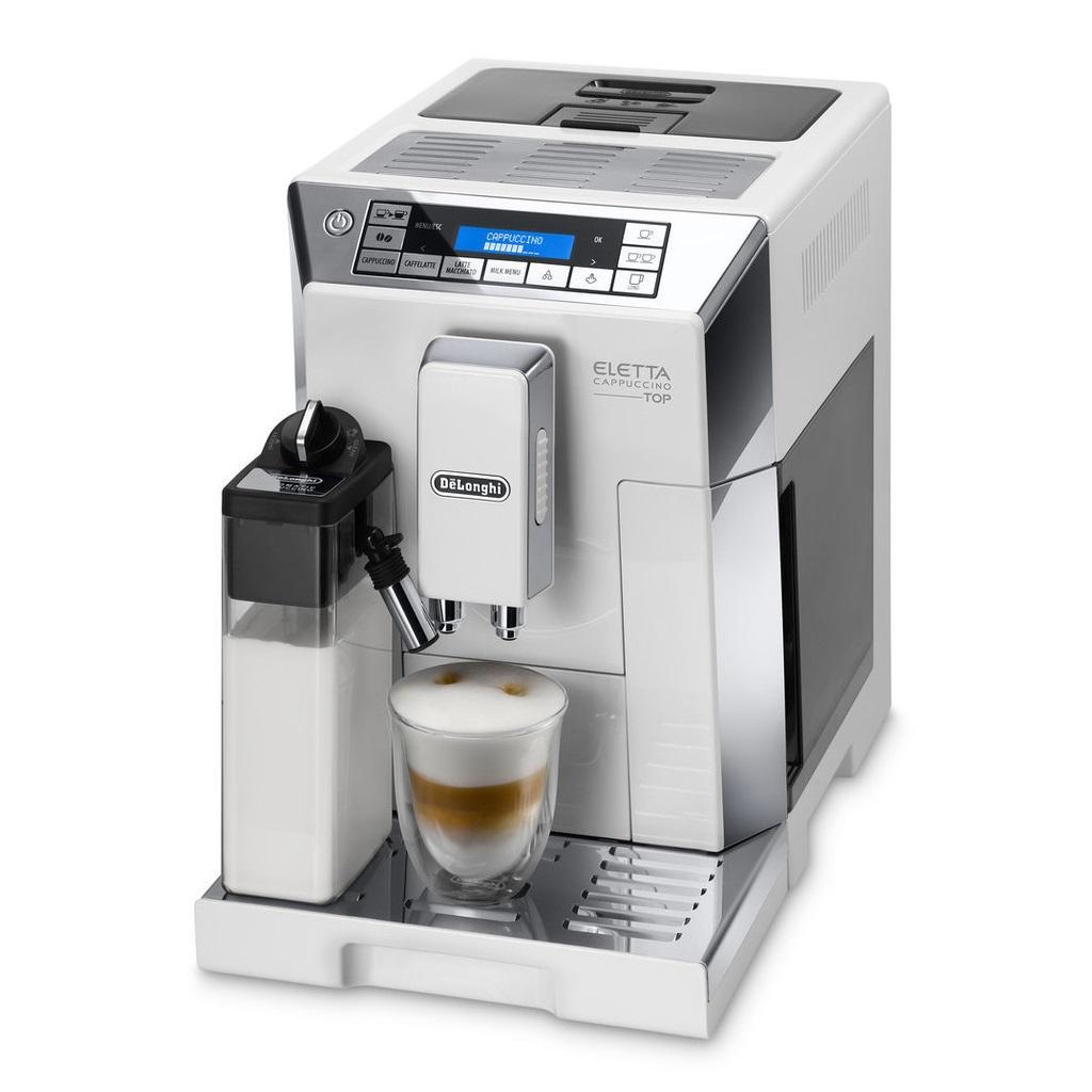 Nejlepší automatické kávovary - uživatelské recenze a test