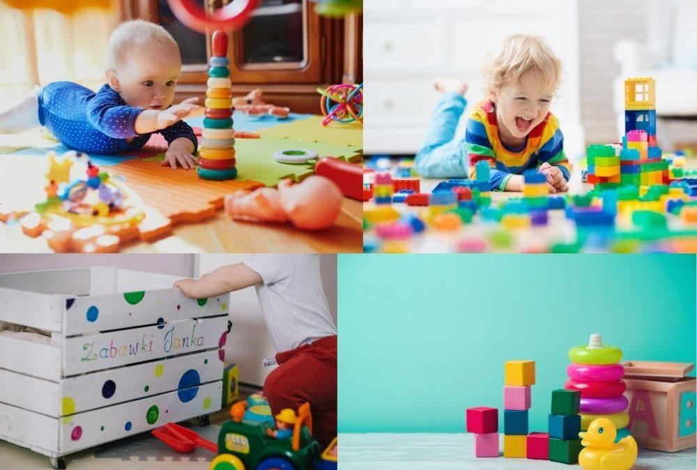 Nejlepší hračky pro děti od 1 do 3 let | MEGA SEZNAM (2020)
