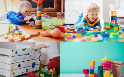 Nejlepší hračky pro děti od 1 do 3 let | MEGA SEZNAM (2021)