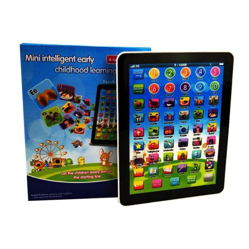 Dětský tablet – učíme se anglicky