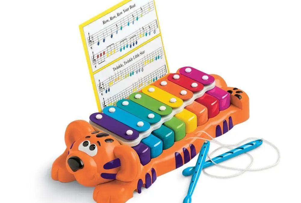 Hudební hračky pro nejmenší | Dětské hudební nástroje (2021)