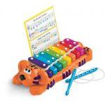 Hudební hračka Little Tikes Tygřík klavír a xylofon