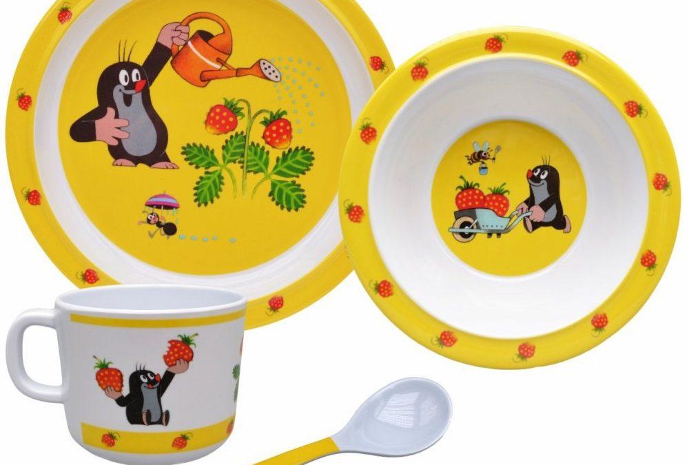 Zdravotně nezávadné nádobí pro děti | Dětské jídelní soupravy (2021)