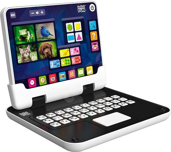 Můj první tablet 2 v 1 Infini Fun | Dětský tablet do auta