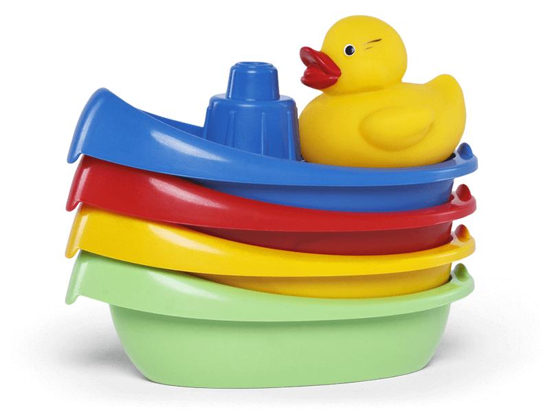 Lodičky - hračky do vany