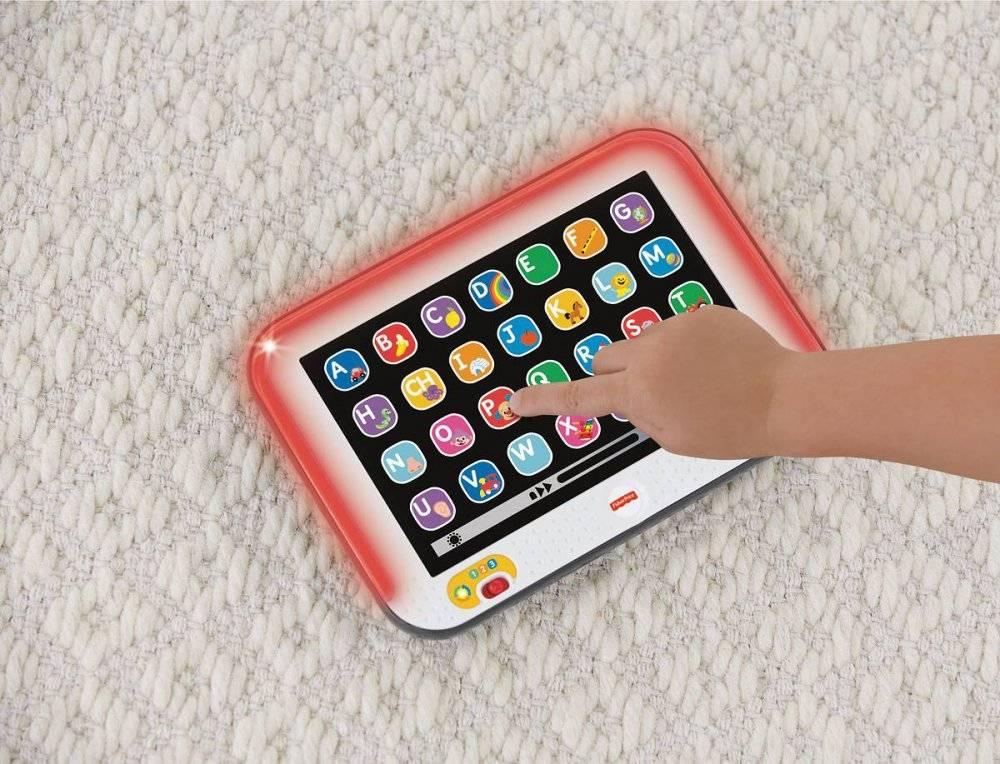 Tablet pro nejmenší děti Fisher-Price Smart Stages - česká verze