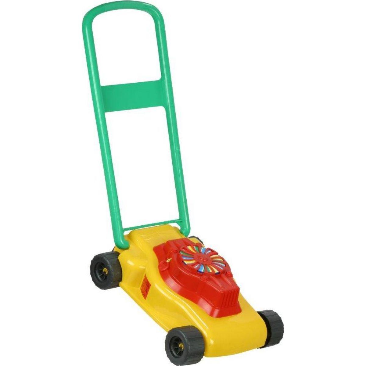 Toy dětská plastová sekačka s imitací motoru.jpg