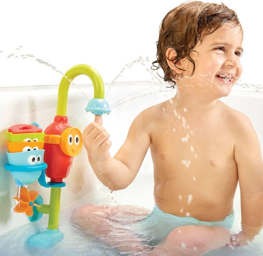 Yookidoo - Kouzelný kohoutek je populární hračka do vany