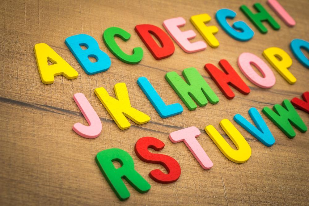 Dětské hračky na výuku angličtiny (2020)