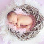 Správné přebalování miminka