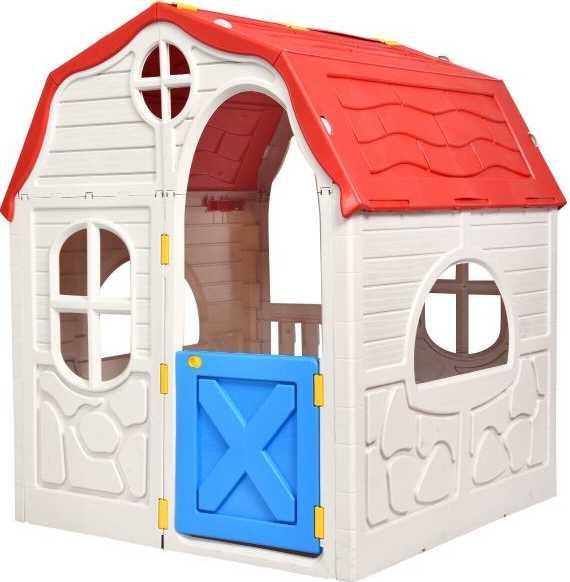 Dětský záhradní domeček z odolného plastu od Interstar