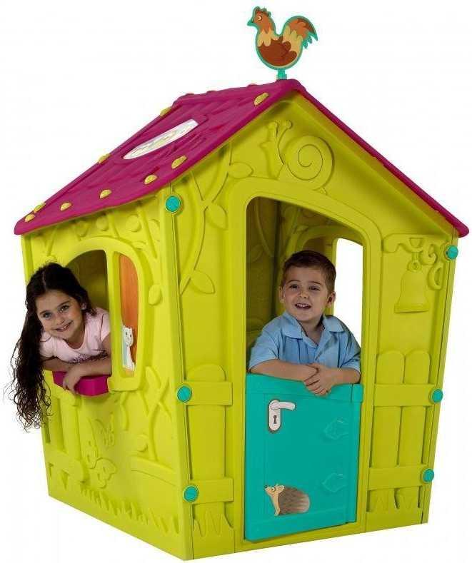 Pohádkový zahradní domeček Magic Play House od Keter
