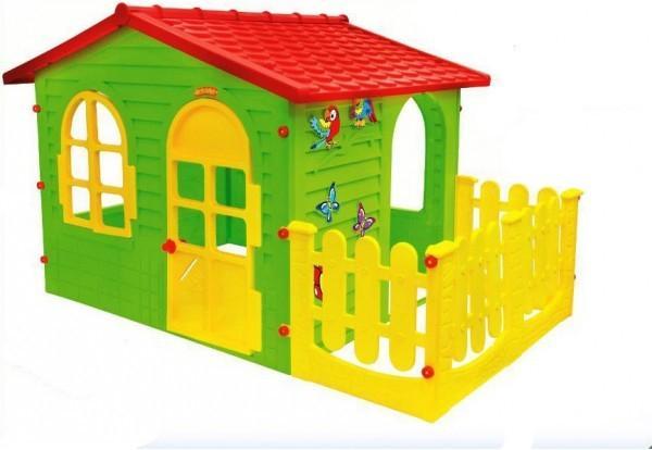 Velký domek pro děti na záhradu