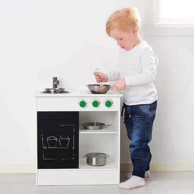 Kuchyňka na hraní NYBAKAD IKEA