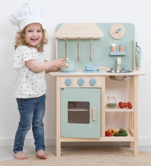 Dřevěná kuchyňka Little Dutch